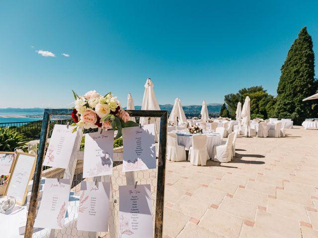 Le mariage de Alexis et Noémie à Villefranche-sur-Mer, Alpes-Maritimes 17