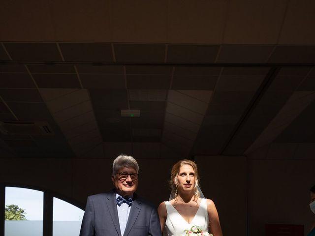 Le mariage de Maxime et Amélie à Castanet-Tolosan, Haute-Garonne 3