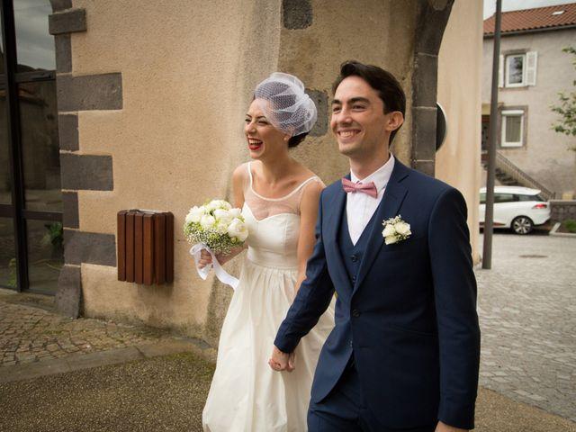 Le mariage de Vincent et Clémence à Royat, Puy-de-Dôme 2