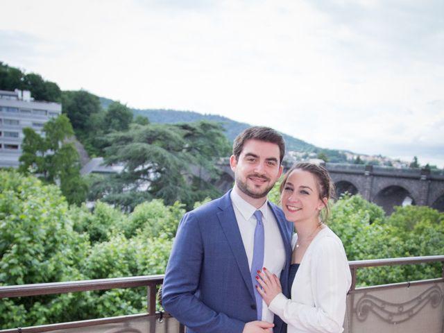 Le mariage de Vincent et Clémence à Royat, Puy-de-Dôme 15