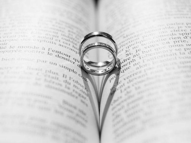 Le mariage de Romain et Audrey à Ermenonville, Oise 13