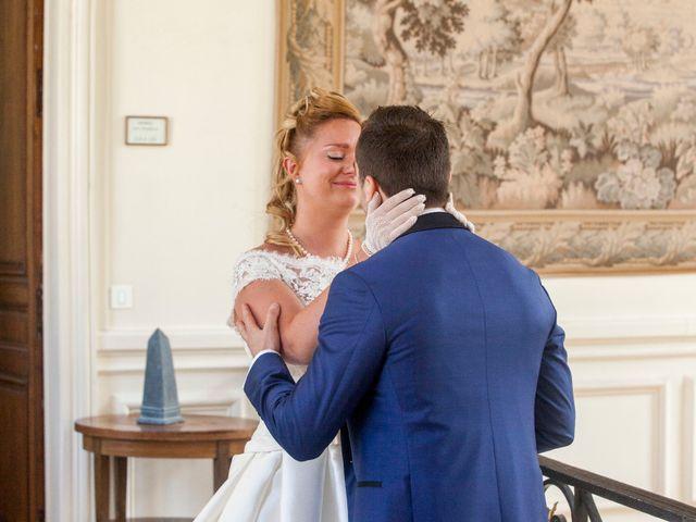 Le mariage de Romain et Audrey à Ermenonville, Oise 26