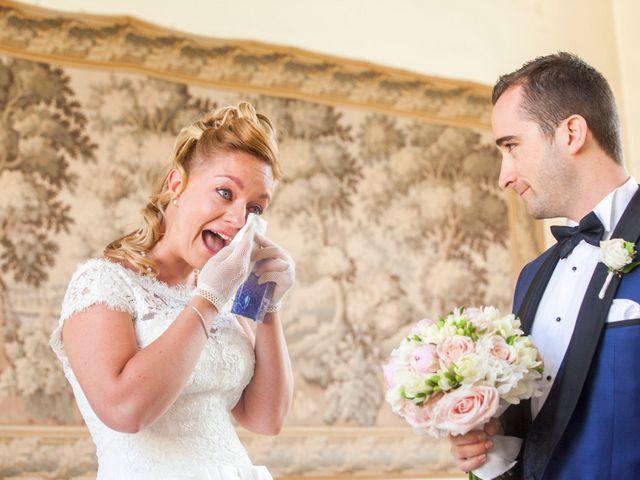 Le mariage de Romain et Audrey à Ermenonville, Oise 28