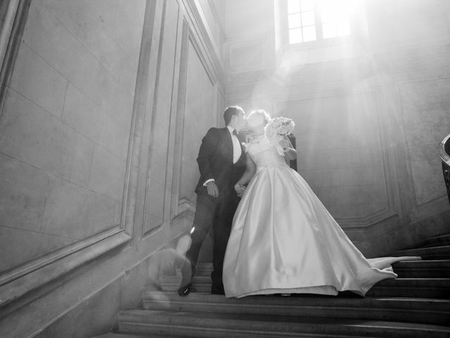Le mariage de Romain et Audrey à Ermenonville, Oise 31