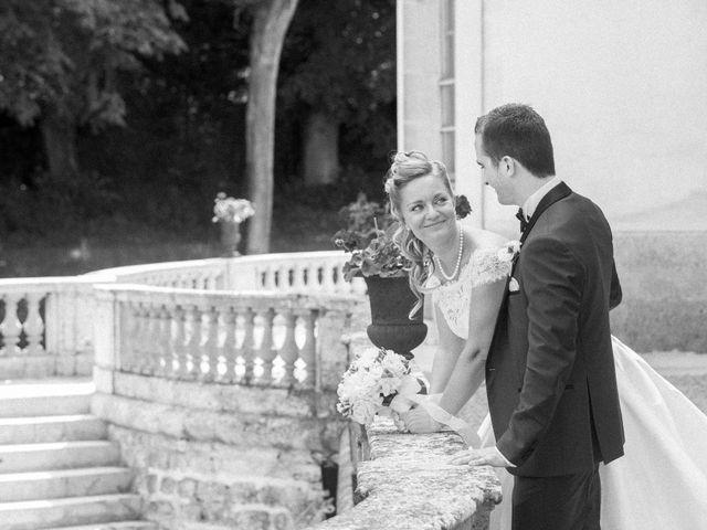 Le mariage de Romain et Audrey à Ermenonville, Oise 33