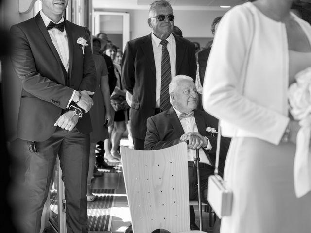 Le mariage de Romain et Audrey à Ermenonville, Oise 42