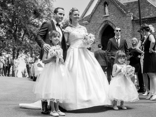 Le mariage de Romain et Audrey à Ermenonville, Oise 45