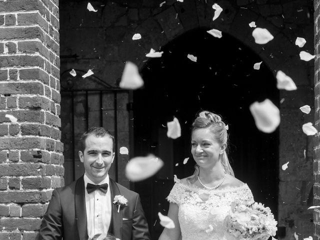 Le mariage de Romain et Audrey à Ermenonville, Oise 56
