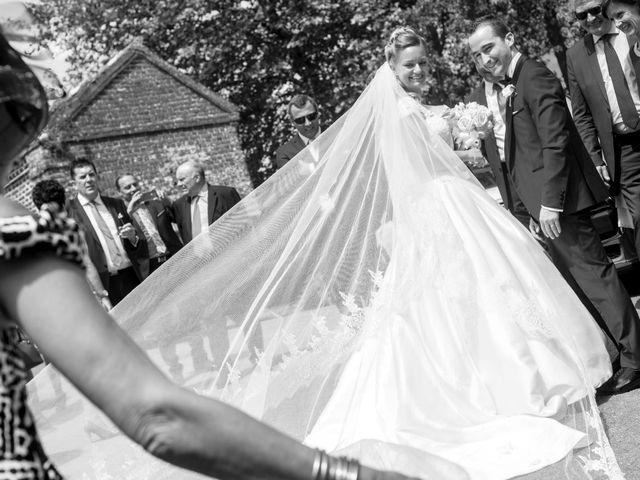 Le mariage de Romain et Audrey à Ermenonville, Oise 57
