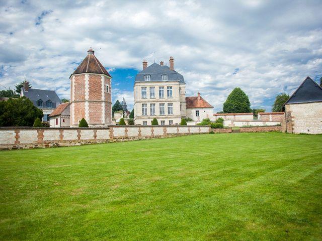 Le mariage de Romain et Audrey à Ermenonville, Oise 66