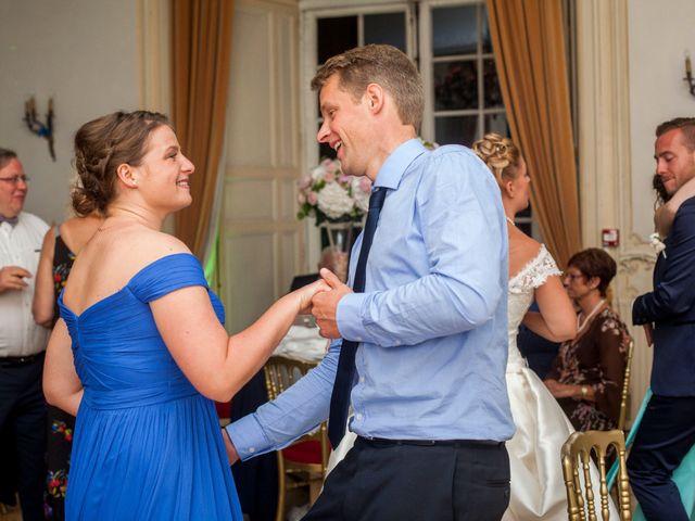 Le mariage de Romain et Audrey à Ermenonville, Oise 102