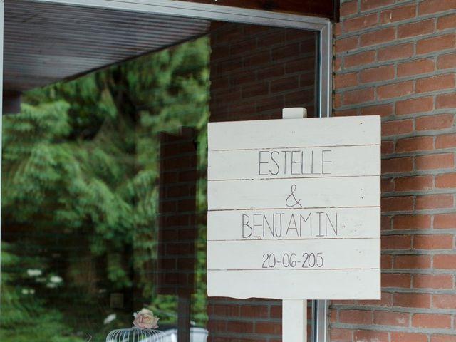 Le mariage de Benjamin et Estelle à Nantes, Loire Atlantique 46