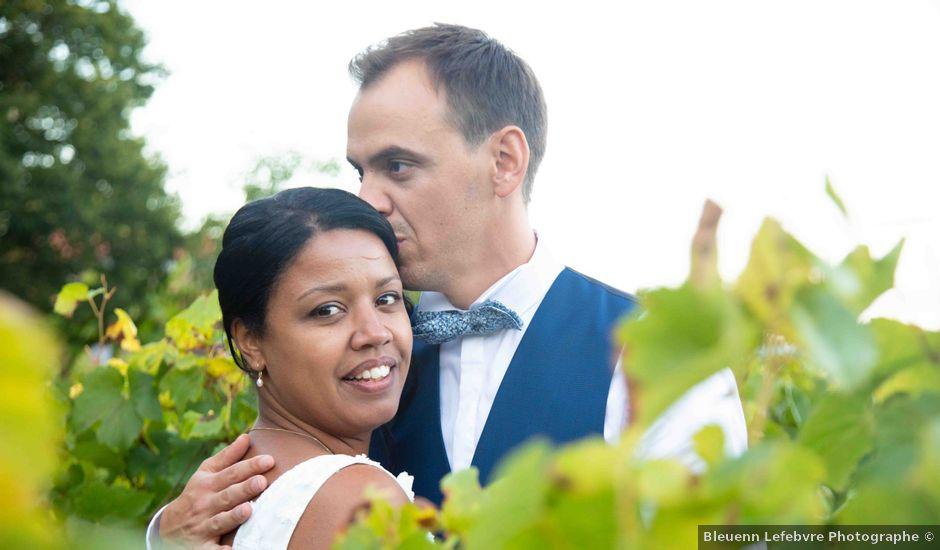 Le mariage de Gaëtan et Aurélie à Aigrefeuille-sur-Maine, Loire Atlantique