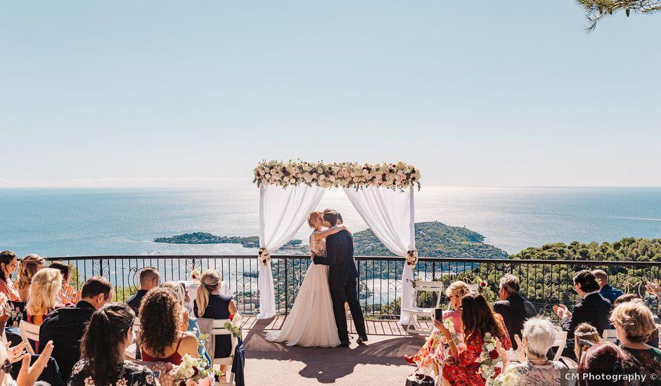 Le mariage de Alexis et Noémie à Villefranche-sur-Mer, Alpes-Maritimes