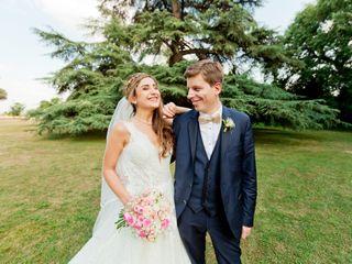 Le mariage de Joanna et Yann