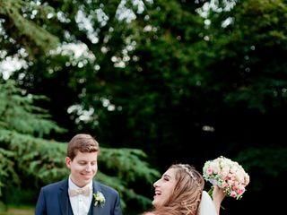 Le mariage de Joanna et Yann 2