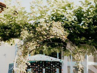 Le mariage de Flora et Julien 1