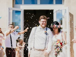 Le mariage de Flora et Julien