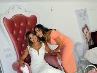 Le mariage de Sirya et Mickaël 1