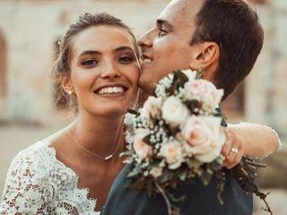 Le mariage de Sarah et Vincent