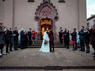 Le mariage de Ena et Jean-Denis