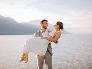 Le mariage de Noémie et Adrien