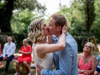 Le mariage de Sarah et Simon 1