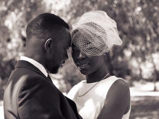 Le mariage de Ilunga et Rhose 3