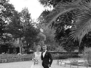 Le mariage de Emilie et Valentin 1