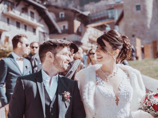 Le mariage de Julien et Amandine à Saint-Gervais-les-Bains, Haute-Savoie 6