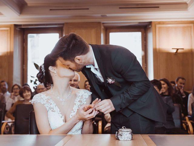 Le mariage de Julien et Amandine à Saint-Gervais-les-Bains, Haute-Savoie 11