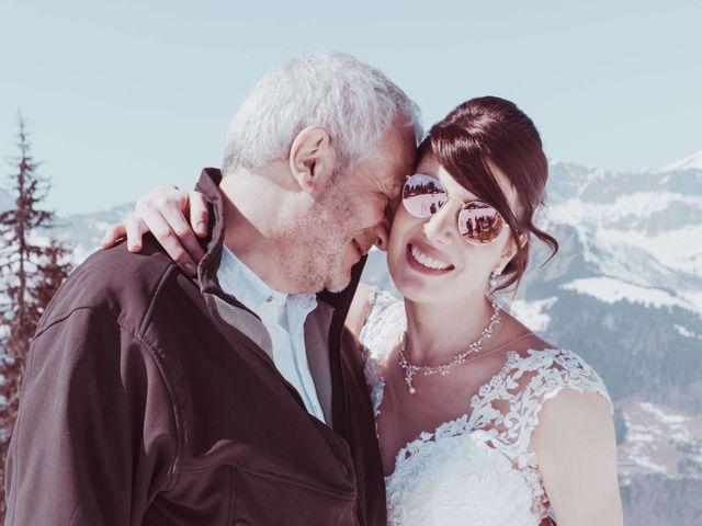 Le mariage de Julien et Amandine à Saint-Gervais-les-Bains, Haute-Savoie 24