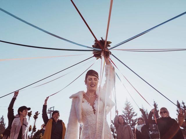 Le mariage de Julien et Amandine à Saint-Gervais-les-Bains, Haute-Savoie 29
