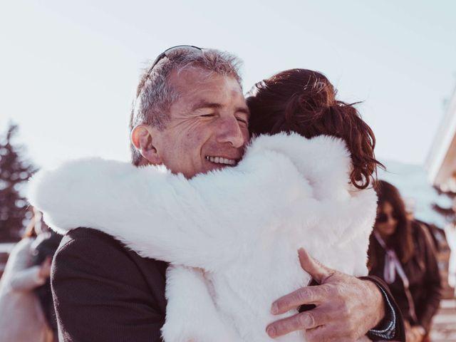 Le mariage de Julien et Amandine à Saint-Gervais-les-Bains, Haute-Savoie 25