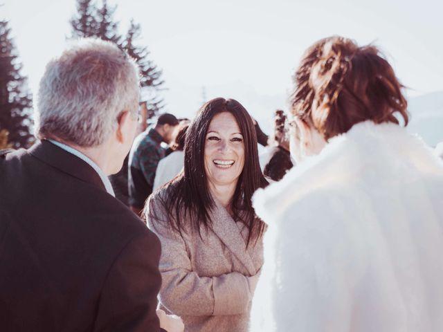Le mariage de Julien et Amandine à Saint-Gervais-les-Bains, Haute-Savoie 26