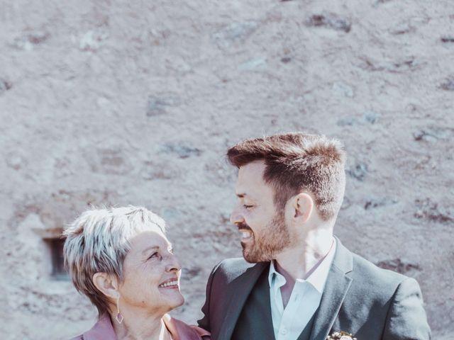 Le mariage de Julien et Amandine à Saint-Gervais-les-Bains, Haute-Savoie 7