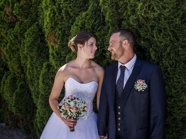 Le mariage de Lucie et Adrien