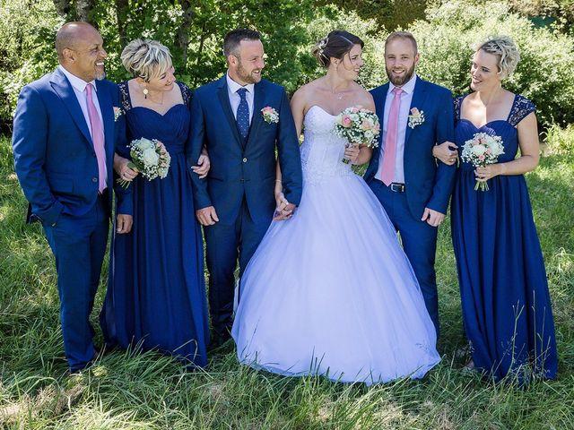 Le mariage de Adrien et Lucie à Belfort, Territoire de Belfort 1