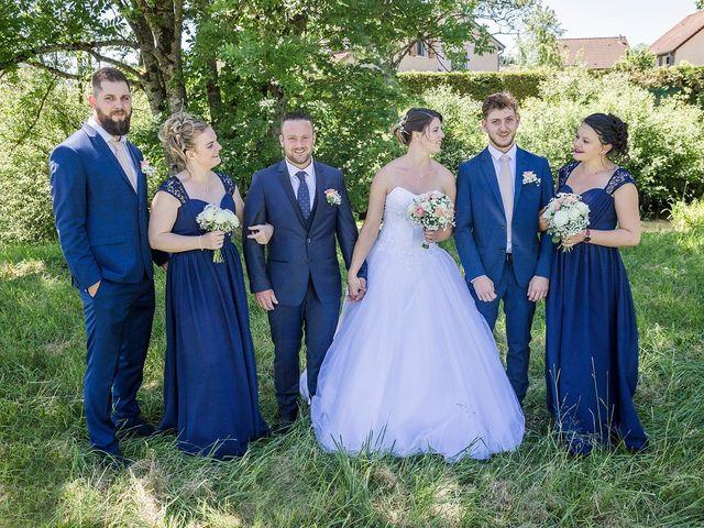 Le mariage de Adrien et Lucie à Belfort, Territoire de Belfort 2