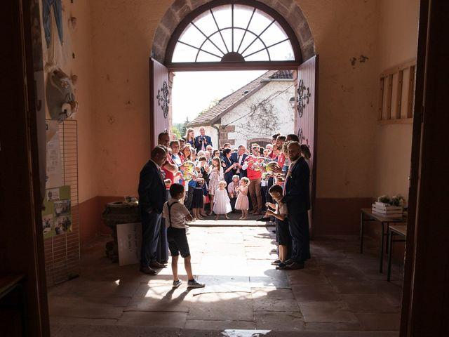 Le mariage de Adrien et Lucie à Belfort, Territoire de Belfort 17