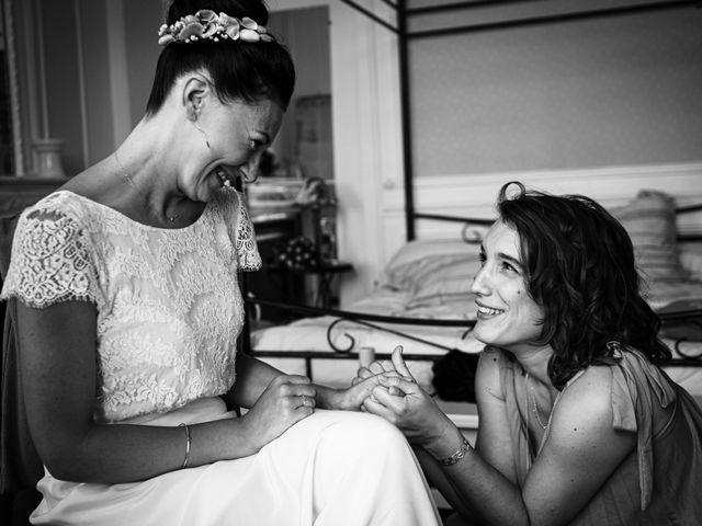 Le mariage de Arthur et Hélène à Nouan-le-Fuzelier, Loir-et-Cher 7