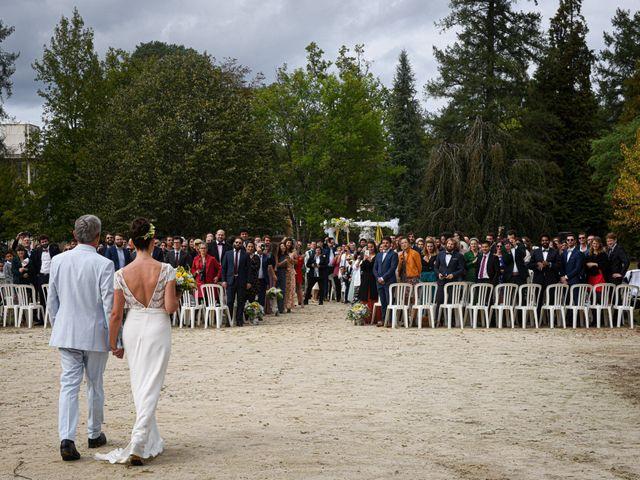 Le mariage de Arthur et Hélène à Nouan-le-Fuzelier, Loir-et-Cher 11