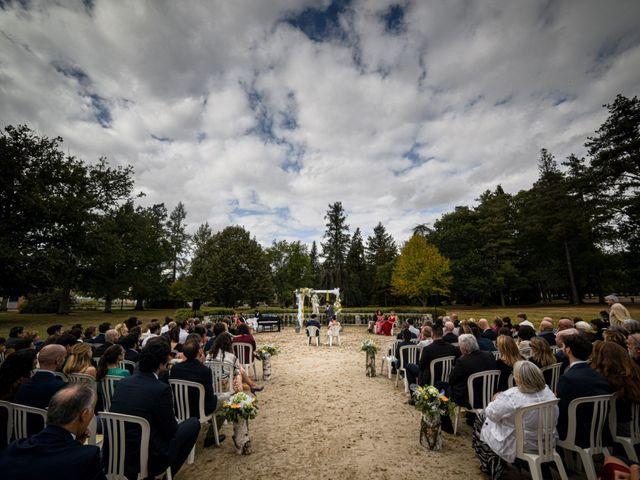 Le mariage de Arthur et Hélène à Nouan-le-Fuzelier, Loir-et-Cher 13