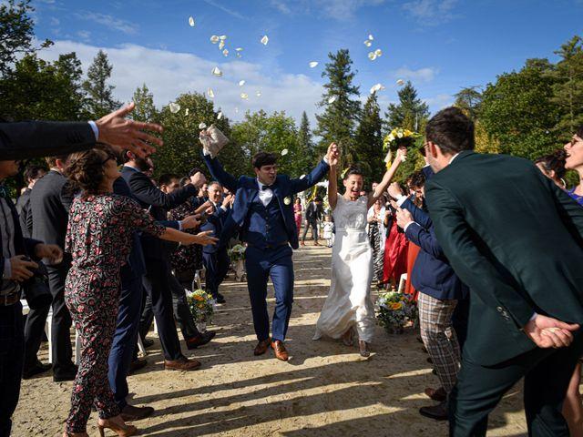 Le mariage de Arthur et Hélène à Nouan-le-Fuzelier, Loir-et-Cher 14
