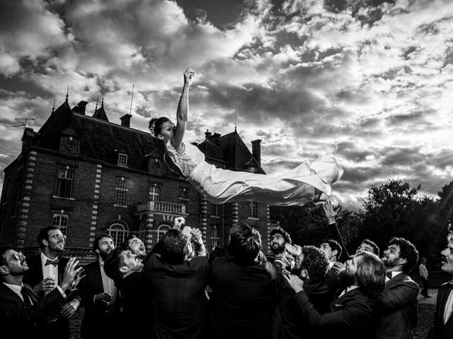 Le mariage de Arthur et Hélène à Nouan-le-Fuzelier, Loir-et-Cher 16