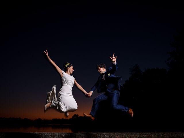 Le mariage de Arthur et Hélène à Nouan-le-Fuzelier, Loir-et-Cher 19