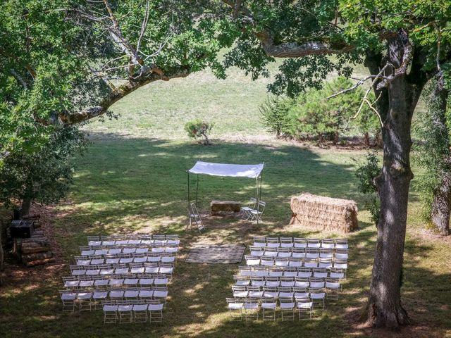 Le mariage de Deji et Sian à Auch, Gers 2