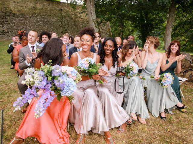 Le mariage de Deji et Sian à Auch, Gers 28