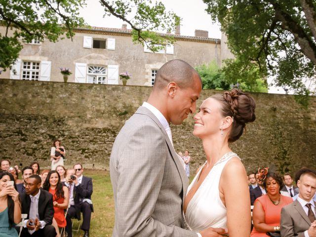 Le mariage de Deji et Sian à Auch, Gers 30