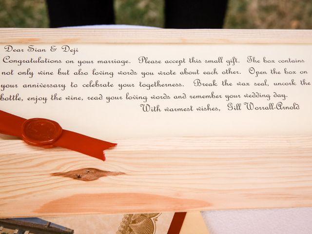 Le mariage de Deji et Sian à Auch, Gers 31
